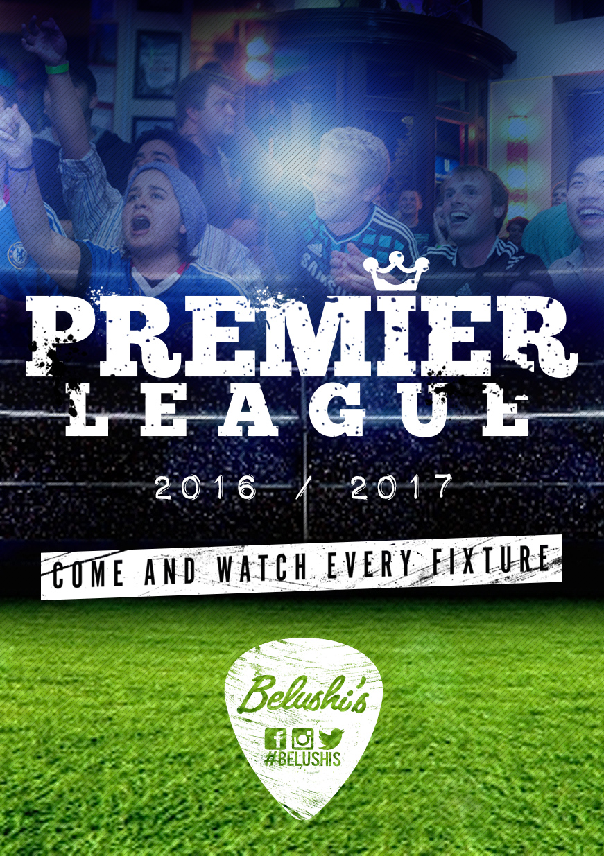 Premier League blog: Season 2016/17