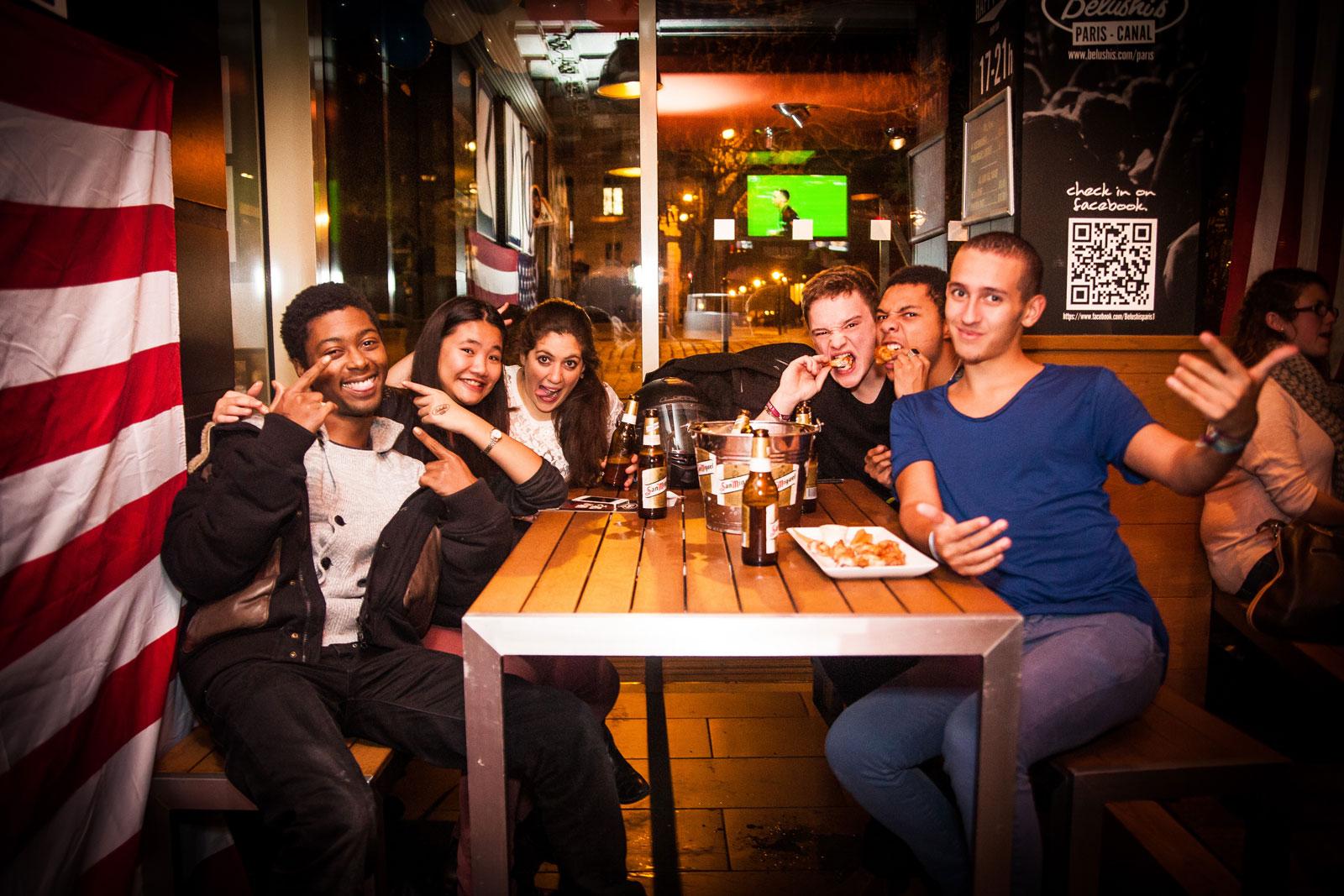 bars a rencontres paris