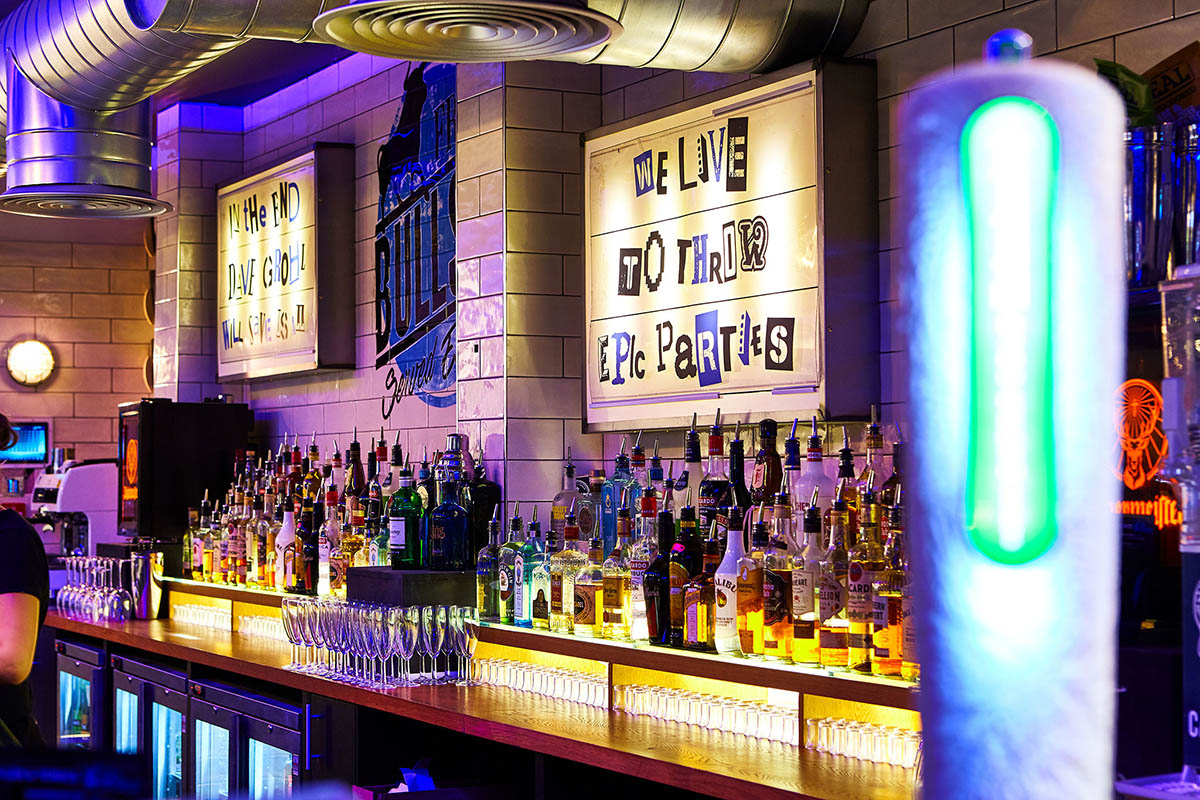 Bar in London Bridge | Belushi\'s Bars