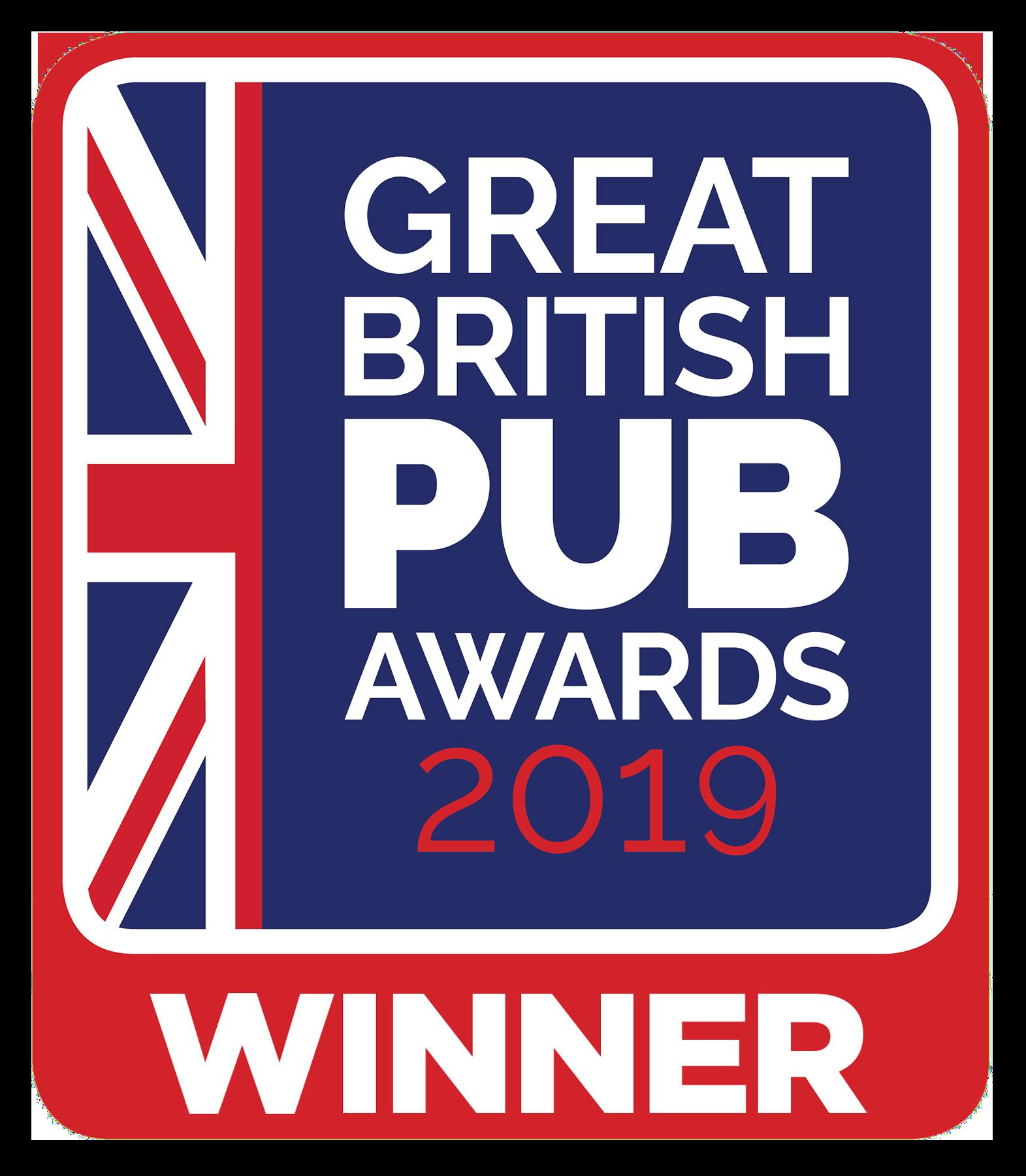 Pub Award Logo