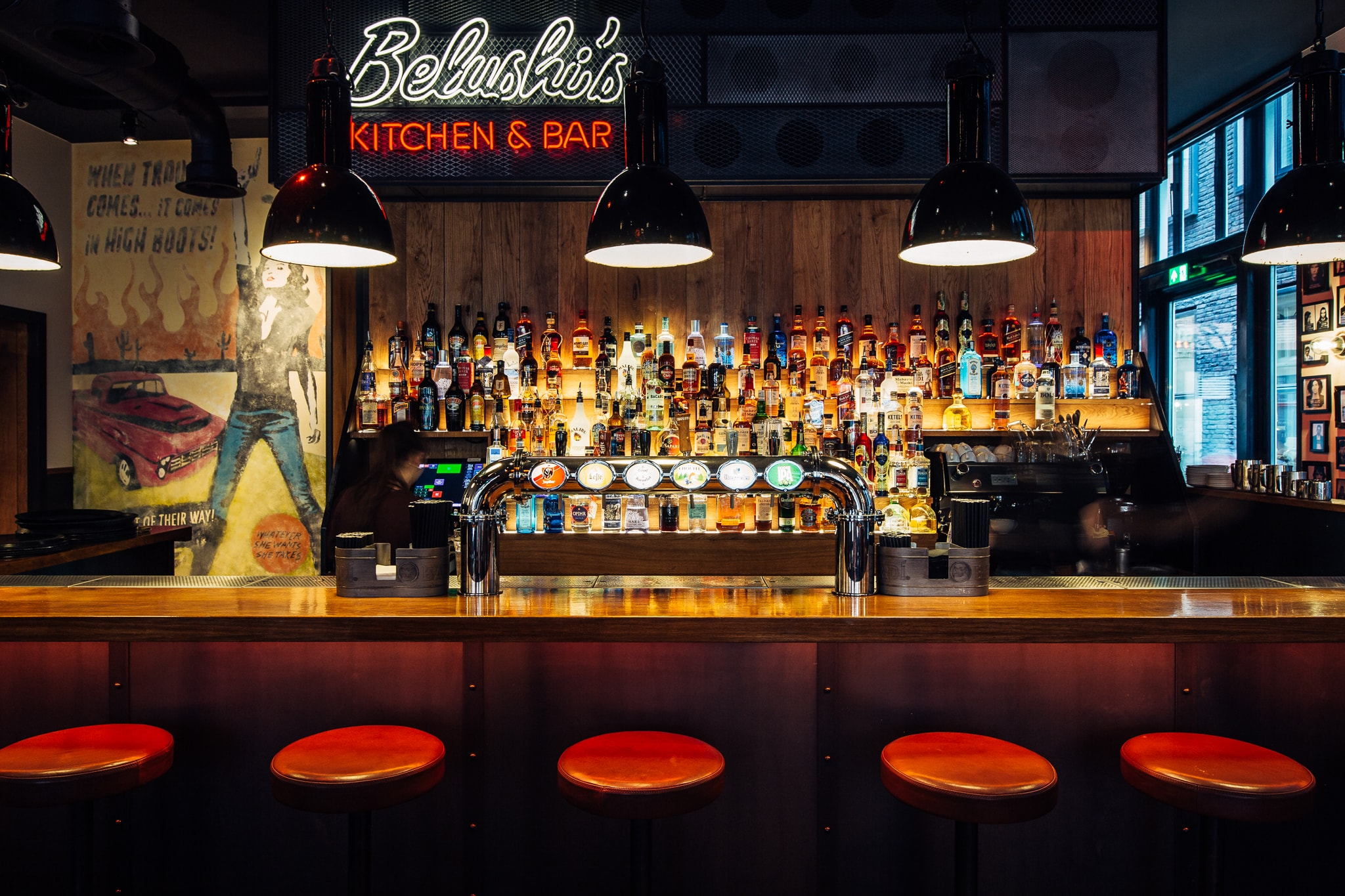 Bar in Amsterdam | Belushi's Bars