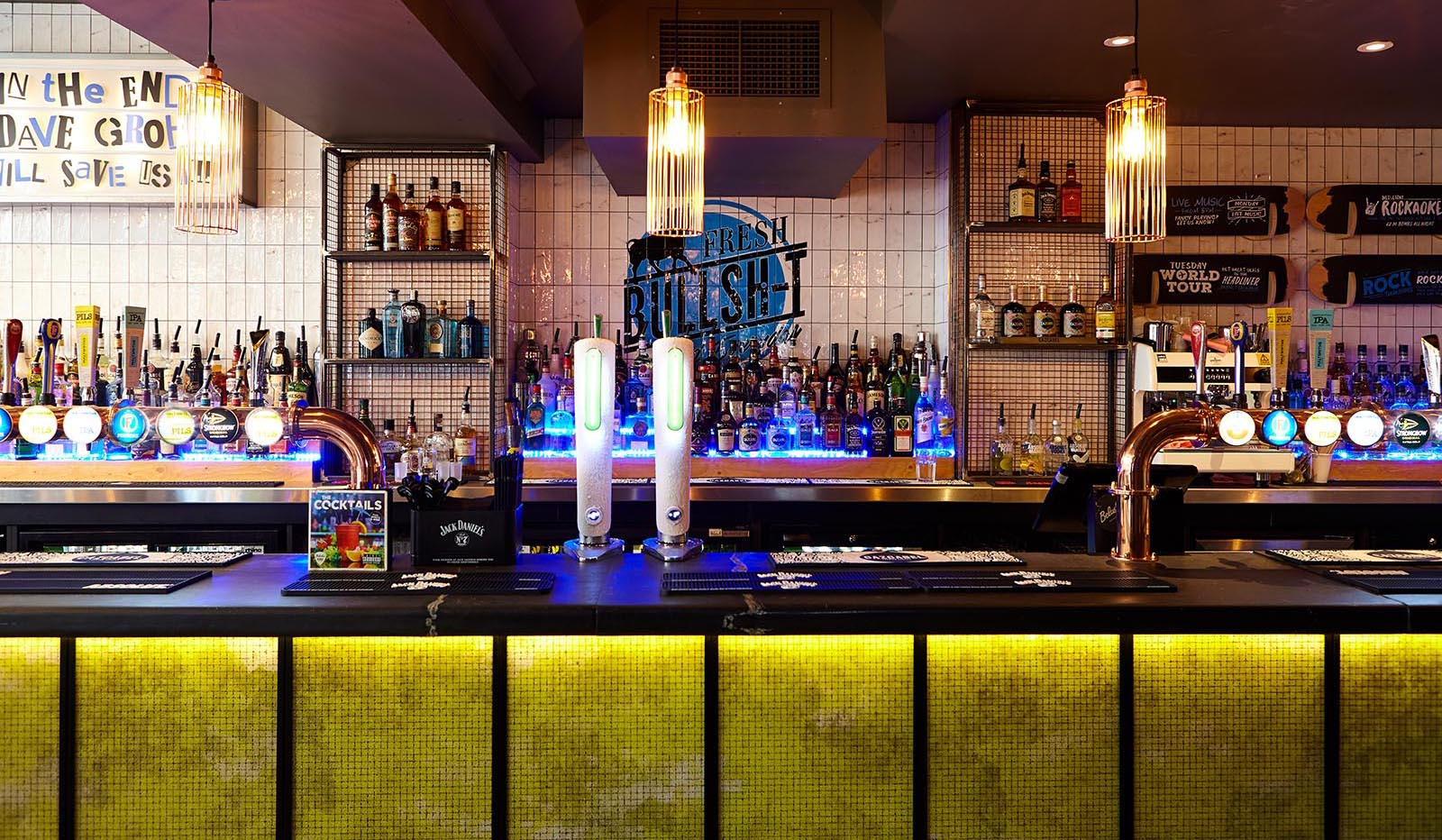 Bar in Bath | Belushi's Bars