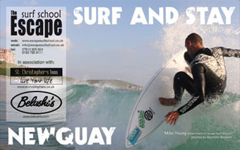 Surf and Stay – Just £50pp – Wow!