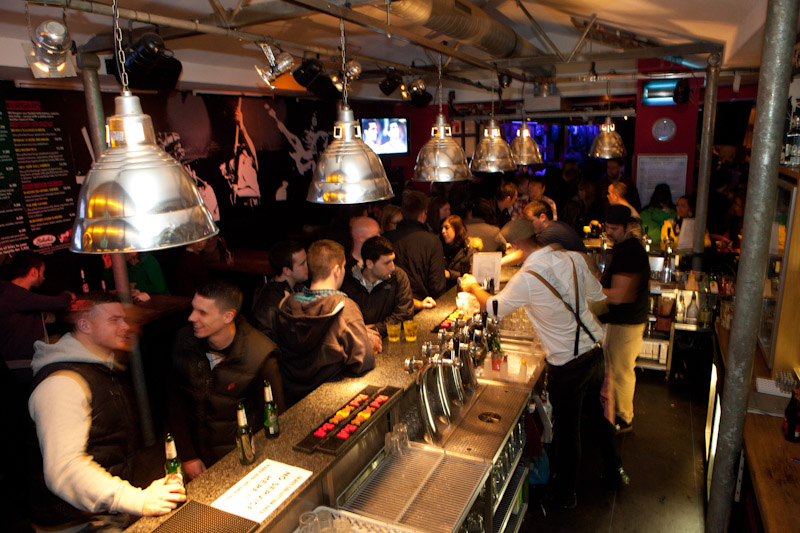 Bar photos pictures of the amsterdam bar winston - Image of bar ...