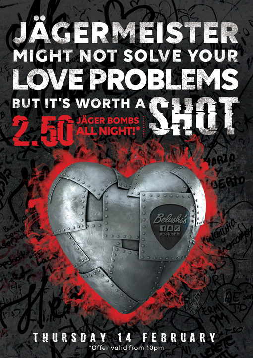 Anti Valentine S Party At Belushi S Bar In Newquay Belushi S Bars