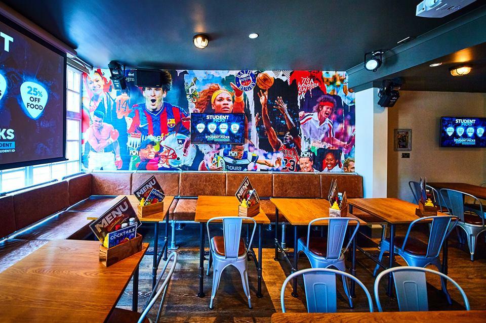 Bar in Bath   Belushi\'s Bars
