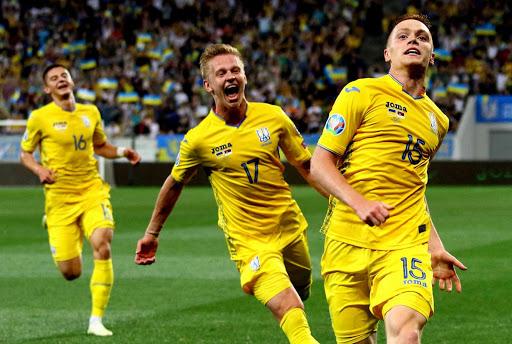 ukraine football team